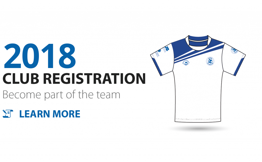 2018 Club Registrations